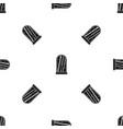 white window frame pattern seamless black vector image vector image