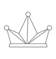 King crown symbol