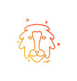 animals icon design vector image