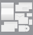 Blank business corporate templates vector | Price: 1 Credit (USD $1)