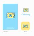 window company logo app icon and splash page vector image vector image