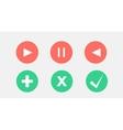 Website Element Sign Design Flat vector image