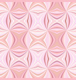 pink abstract psychedelic seamless striped spiral vector image vector image