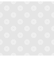 Polka Dot in White Circles of Multiple Lines on vector image vector image