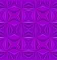 purple seamless psychedelic abstract swirl burst vector image vector image