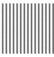 black and white striped vertical lines pattern vector image vector image