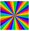 rainbow old background vector image vector image