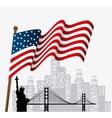 United states patriotism design
