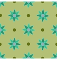 Flower seamless pattern 4 vector image vector image