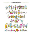 Easter set for your design