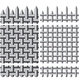 grating vector image