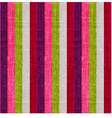 Vertical colorful retro stripes background