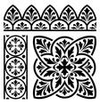 classic ornament vector image vector image