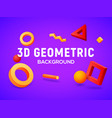 3d graphic motion design backdrop dynamic vector image