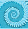 into infinity geometry abstract vector image