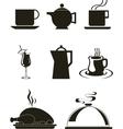 Kitchen wares vector image vector image