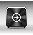 arrow website next pointer cursor navigation right vector image