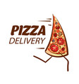 Logo of a sketched pizza on