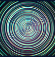 moire texture warped lines vector image