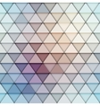 Abstract seamless triangle pattern vector image