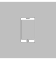 touch phone computer symbol vector image vector image