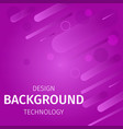 abstract backgrounds matrix like background vector image vector image