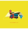 delivery service 24 hours cargo truck symbol
