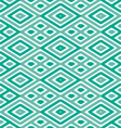Emerald and jade diamond ikat vector | Price: 1 Credit (USD $1)