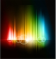 Abstract blurred light background vector image