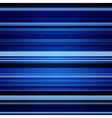 Abstract retro striped blue color background vector image vector image