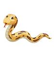 Snake sliding along