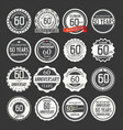 anniversary retro labels 60 years collection 1