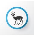 impala icon symbol premium quality isolated vector image