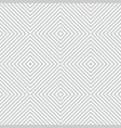 pattern of triangle seamless background vector image vector image
