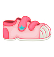 child shoes vector image