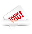 grateful card vector image