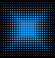 squares technology pattern abstract vector image vector image