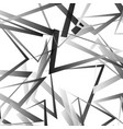 abstract with scattered angular edgy shapes