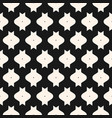 funky seamless geometric pattern vector image