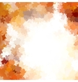 Autumn falling leaves EPS 10 vector image vector image