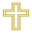 Cross icons4 vector image vector image