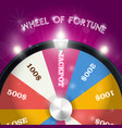 wheel of fortune - jackpot sector lottery win