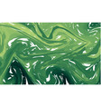 neon marble texture hand drawn artwork on water vector image