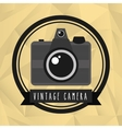 retro style photo vector image vector image