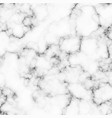 white and gray marble texture background vector image vector image