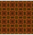 Seamless ornament Carpet vector image