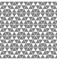 seamless mosaic grey and white pattern vector image