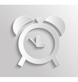 Icon time vector image vector image