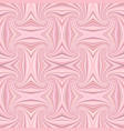 pink seamless abstract hypnotic spiral stripe vector image vector image