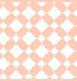 seamless pattern geometry asian vector image vector image
